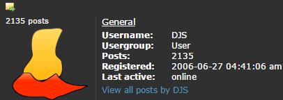 sda profile