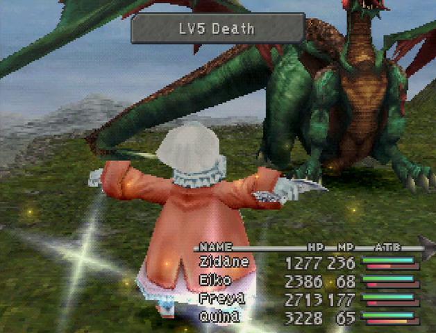 LV5 Death