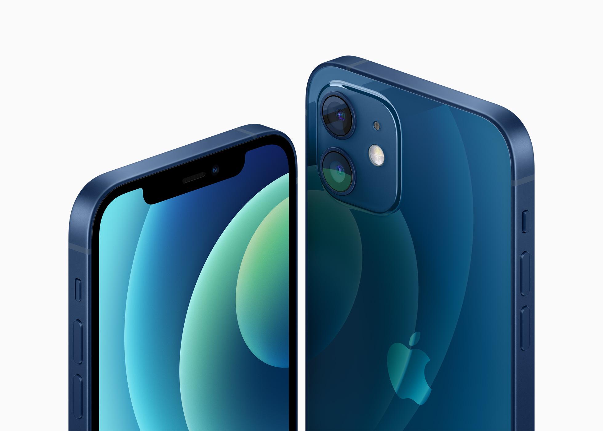 Apple Photo of iPhone 12