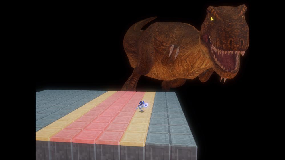 T-Rex Demo