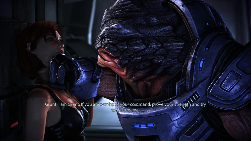 ME2 Screenshot